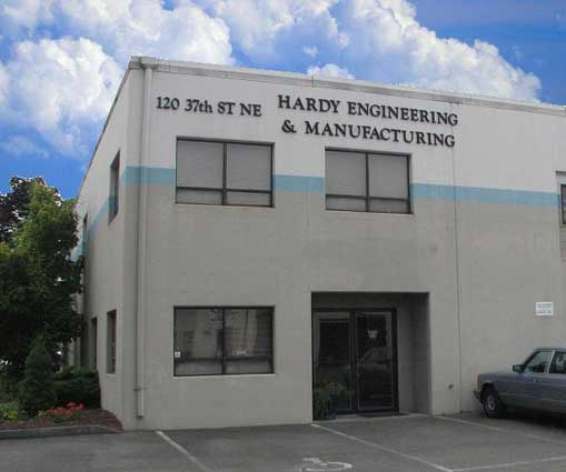 Hardy Engineering Building
